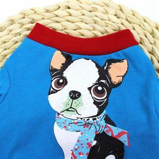T-Shirt Vest Pet Puppy Cat Summer Clothes