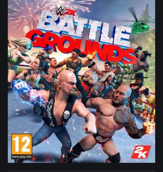 WWE 2K BATTLEGROUNDS steam key