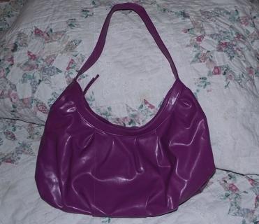 Pretty Purple Purse
