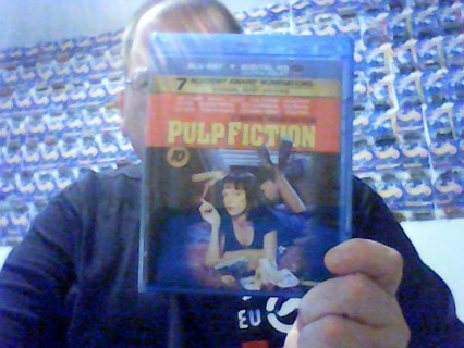 Pulp Fiction Blu Ray
