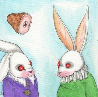 New Rabbit Ham Photo 4x6