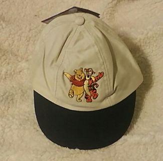 9d7a4560e6b2 New Disney Winnie The Pooh   Tigger Baseball Cap Toddler Hat 2T 3T 4T FREE  SHIPPING