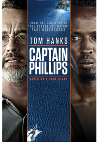 Captain Phillips HD Ultraviolet UV Code w/ GIN