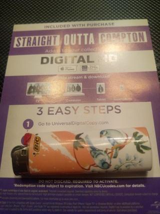 Straight outta compton digital copy