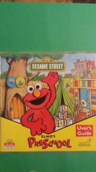 elmo's preschool free shipping