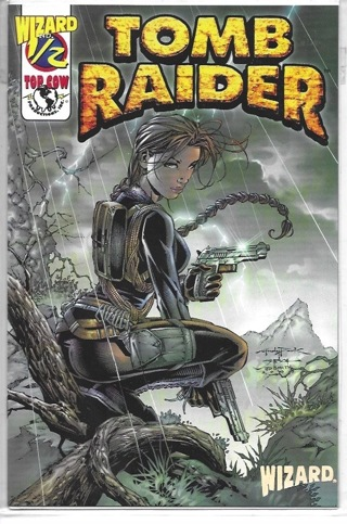 Tomb Raider #1/2 Wizard/Top Cow Comics Limited Series
