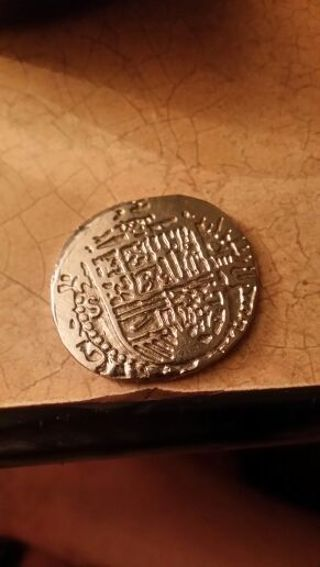 Some kind old coin