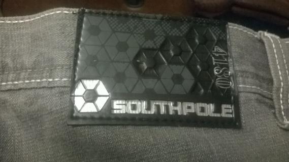 NEW grey Southpole jeans size 36