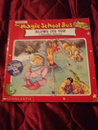 The Magic School Bus Blows It's Top