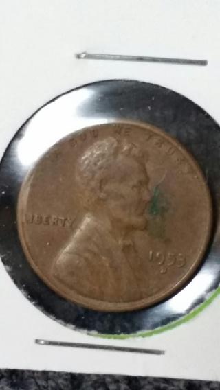 1953-D Wheat Back Penny