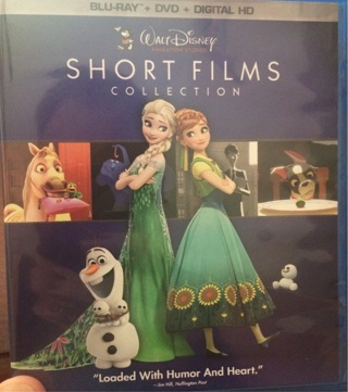 Disney short films collection (Google play)