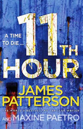 11th Hour (Women's Murder Club) byJames Patterson(TPB/GFC) #LLP7x.04-ML