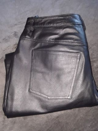 Plus Size Leather Pants size 20
