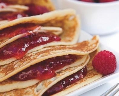 ~☆ (New) Homemade Swedish Pancakes ☆~