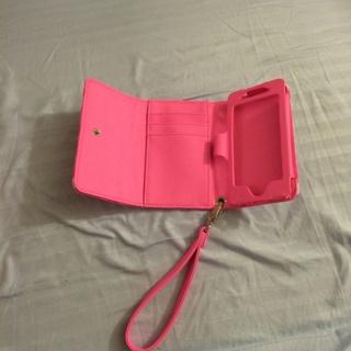 best value d3e49 bb000 Free: Victoria Secret iPhone 5/5s Phone Case Wallet - Cases - Listia ...
