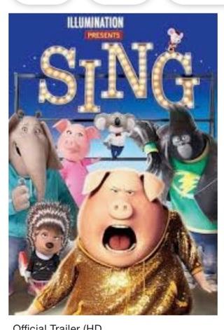 SING UV HD Disney. GIN Last One!