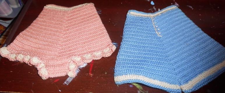 Hand Crochet Hot Pads
