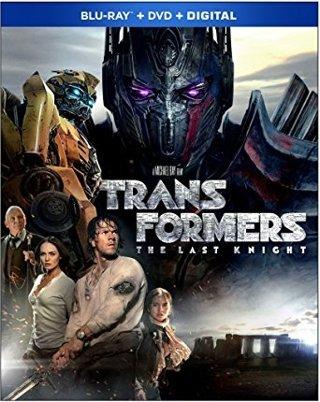 HDX Transformers The Last Knight