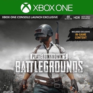 FULL GAME!     XBOX One PlayerUnknown's Battlegrounds