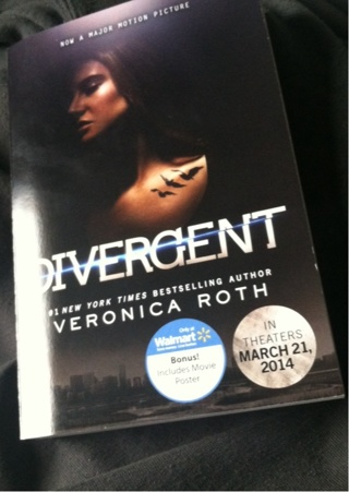 Divergent • Veronica Roth • Bestselling Author!