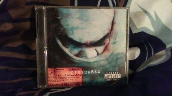 *** CD-DISTURBED: THE SICKNESS***