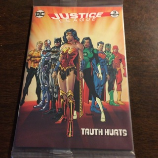 Justice League Truth Hurts #3
