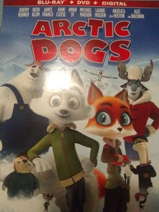 Artic Dogs - Digital Code Only