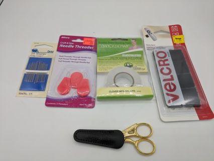 Sewing Bundle! Gingher GIN Bonus!!!!!
