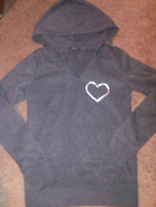 Ladies rue21 sweatshirt : medium