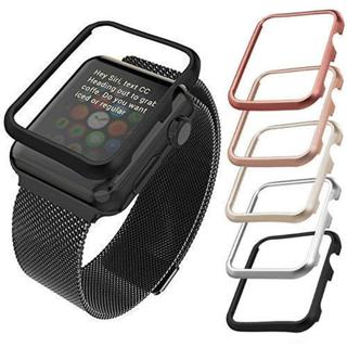 For Apple Watch Case Protector Cover iWatch Protective Skin Bumper 38/42mm LZ