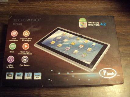"2 - 7"" Tablets - Read Description"