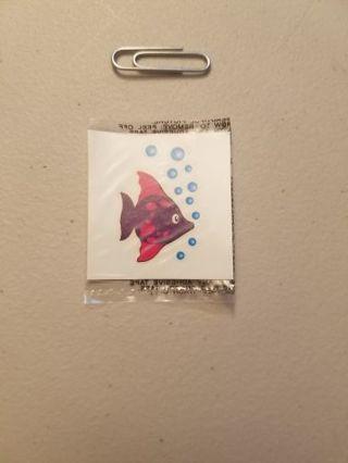 Fish # 2 Tattoo