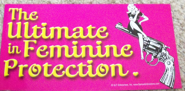 Magnet - The Ultimate in Feminine Protection
