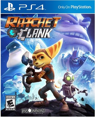 Ratchet & Clank - PlayStation 4 - New
