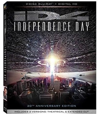 Independence Day and Resurgence HD Codes
