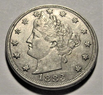 "★★ ""VF+"" 1883 Liberty Head Nickel ★★"