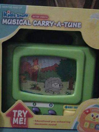 NIB Musical Carry-A-Long