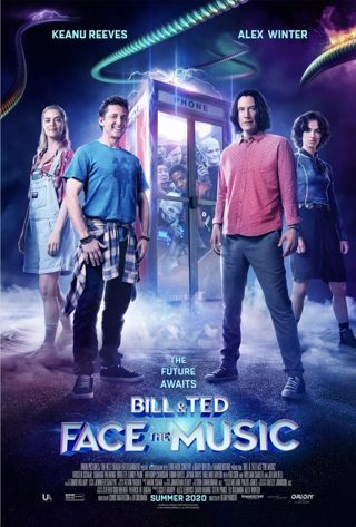 """Bill & Ted Face The Music"" HDX Vudu Movie Code"