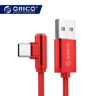 ORICO USB Type-C Fast Charging Cable For Samsung Note 8 S8 Mi A1 Xiaomi Mobile Phone Charger USB T