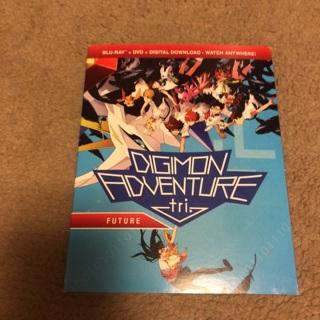 Movie code for Digimon Adventure Tri Future