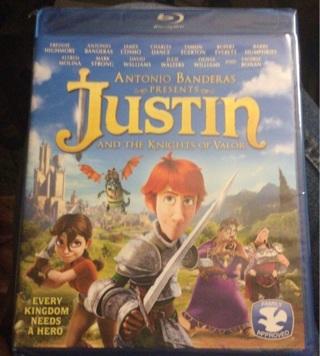Justin and the Kingdom Of Valor, Antonio Banderas