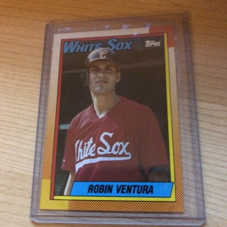 Robin Ventura 1989 topps #121