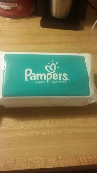 ❤1 PAMPERS CODE FROM A REFILL AS SEEN IN PICTURE ❤