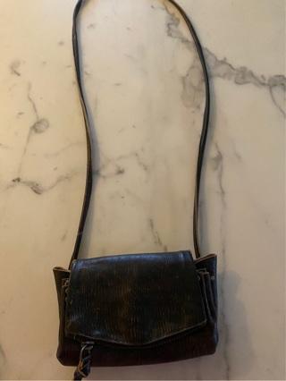 Small Leather Purse Bag