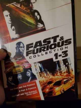 2 FAST & FURIOUS MOVIES