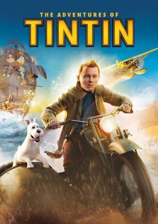 The Adventures of Tintin digital copy ONLY