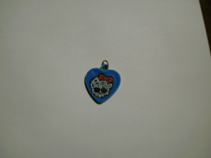 Monster high charm for a necklace