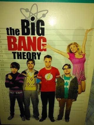 The Big Bang Series (complete second season)