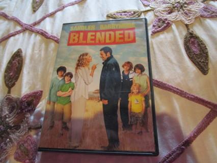 blended movie dvd