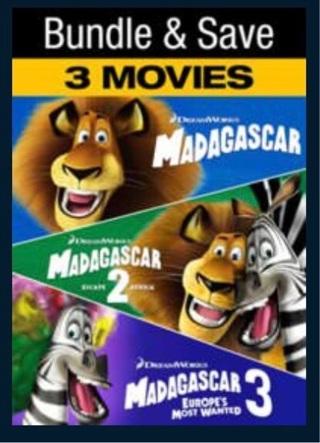 Madagascar Trilogy • Instawatch
